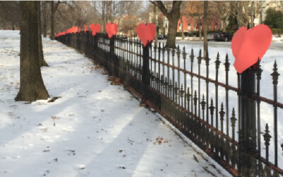 History of the Lafayette Park Fence